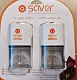Best Emergency Escape Masks - Safety iQ -Saver Emergency Breath System - Fire Review