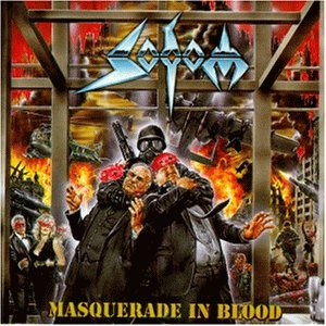 Sodom: Masquerade In Blood (Audio CD)