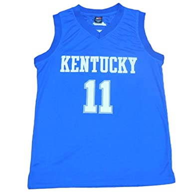 pretty nice 1cc5c a5511 Amazon.com: Kentucky Collegiate #11 Men's Retro Embroidery ...