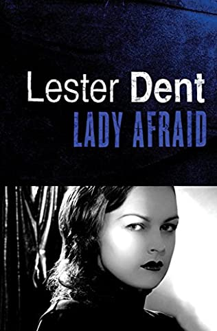 book cover of Lady Afraid