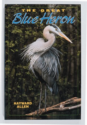 The Great Blue Heron (Camp & Cottage Wildlife Collection)