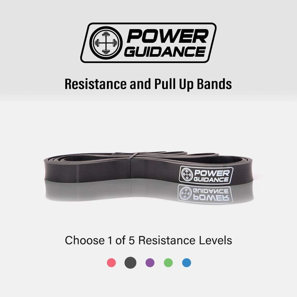 Power Guidance Bandes de Résistance-Pull Up bandes-Exercice Boucle Band pour corps