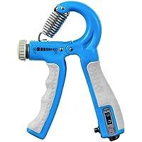 Upgraded Hand Grip Strengthener Adjustable Resistance 11-132 Lbs (5-60kg) for Hand Gripper Exercise, Strength Training…