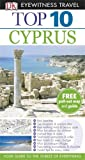 Front cover for the book Top 10 Cyprus by Jack Hughes