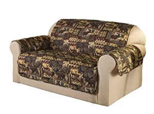 Innovative Textile Solutions Lodge Sofa Protector, Multi