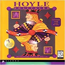 Hoyle Solitaire (Jewel Case) - PC