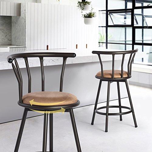 kitchen counter height stools - 2