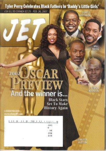 Jet Magazine, Vol. 111, No. 8 (Feb February 26, 2007)