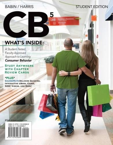 CB 5 (with CourseMate Printed Access Card) (New, Engaging Titles from 4LTR Press)