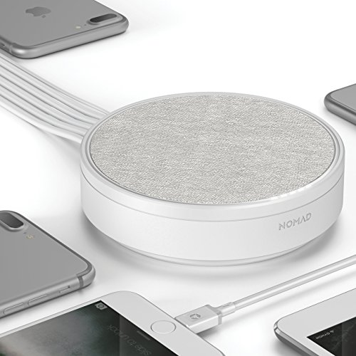 Nomad USB charging hub White Powers up to 5 USB devices High power output LED charging indicators by Nomad (Image #4)