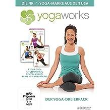 Yogaworks - Der Yoga-Dreierpack