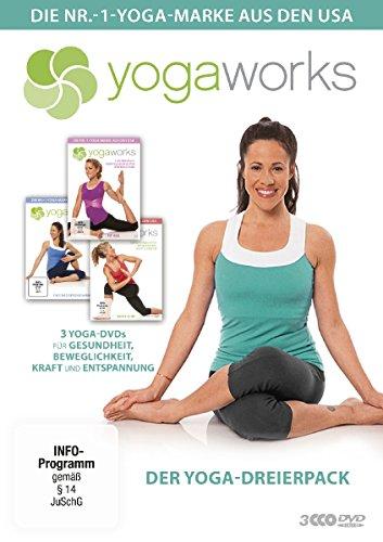 Yogaworks   Der Yoga Dreierpack