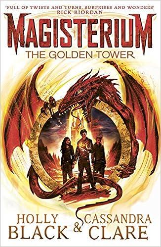 Magisterium The Golden Tower The Magisterium Band 5 Amazonde