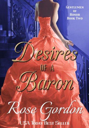 Desires of a Baron (Gentlemen of Honor Book 2) cover