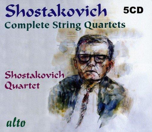 (Shostakovich: Complete String Quartets)
