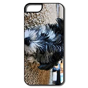For SamSung Galaxy S4 Phone Case Cover Wet Dog For SamSung Galaxy S4 Phone Case Cover - White/black Hard Plastic