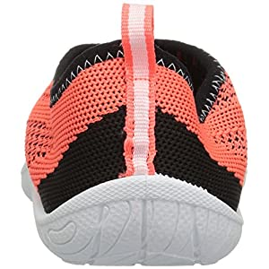 Speedo Kids' Surf Knit Athletic Water Shoe, Hot Coral, 13 D US Little Kid