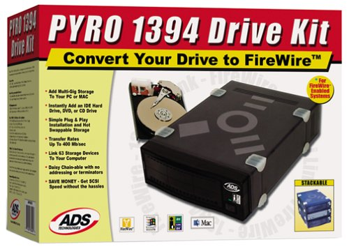 ADS PYRO DV Drive Drivers Update