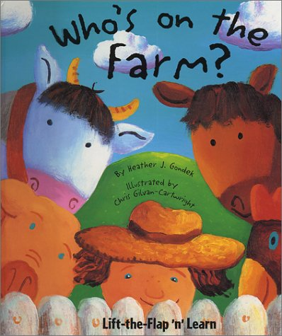 Read Online Who's on the Farm? pdf