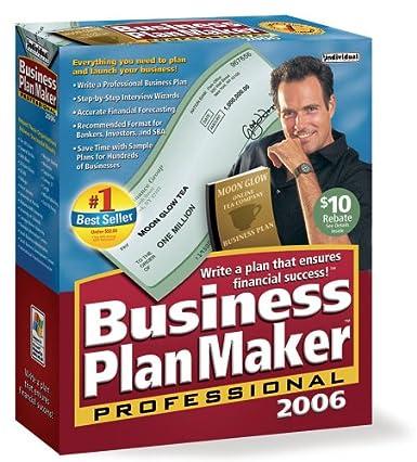 Amazon.com: Business PlanMaker Professional 5.0