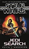 Star Wars - Jedi Search (Jedi Academy Trilogy Volume 1)