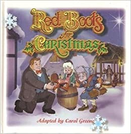 Red Boots for Christmas: Carol Greene: 9780570047872: Amazon.com ...
