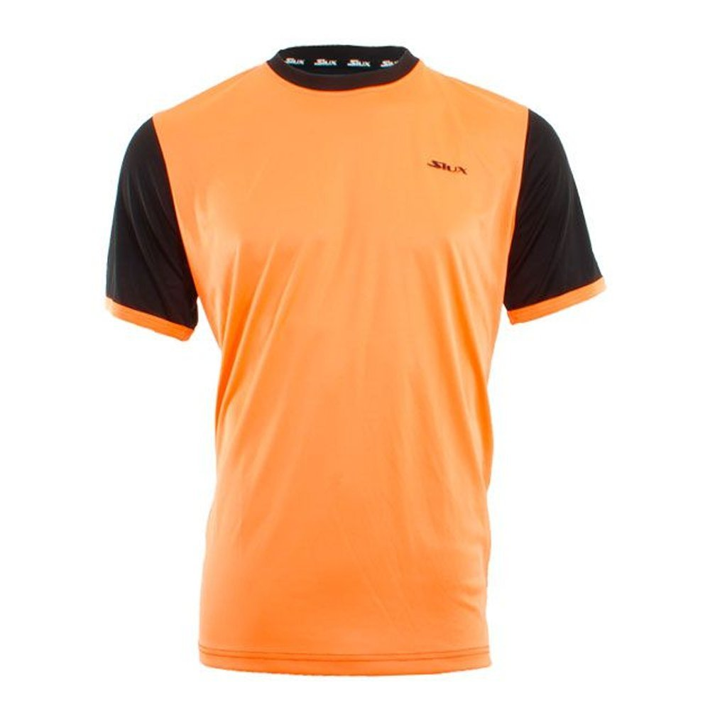 Siux Camiseta Hermes Naranja Negro: Amazon.es: Deportes y aire libre