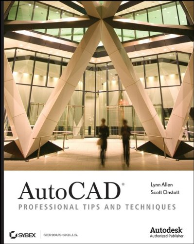 (AutoCAD: Professional Tips and Techniques)