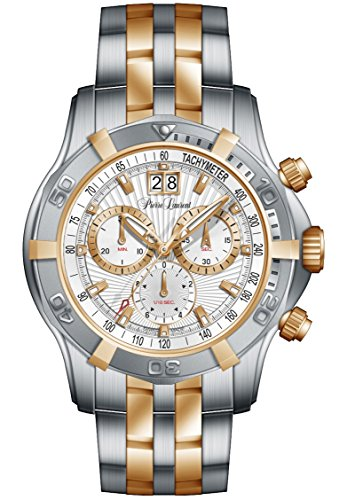 Pierre Laurent Men's Chronograph Swiss Watch w/ Date, 23211