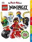Das Mach-Malbuch. LEGO® NINJAGO®: Master of Spinjitzu