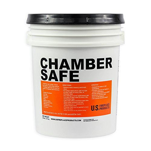 - US Fireplace Products Chamber Safe - 5 Gallon