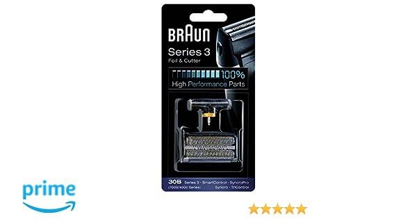 Braun Syncropro 7000 Kombipack (30B)  Amazon.es  Salud y cuidado personal a4bd0b2e8c4a