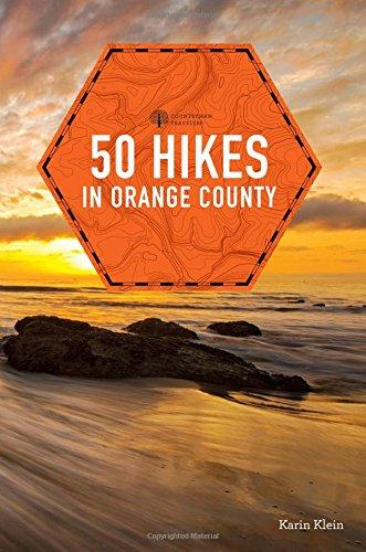 50 Hikes in Orange County (Explorer's 50 - Ca Orange