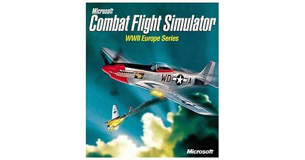 Amazon com: Microsoft Combat Flight Simulator: WWII Europe