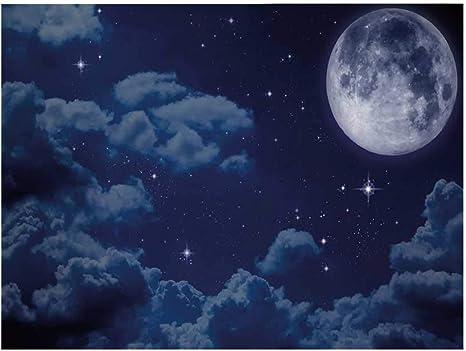 Night Sky Photography Background Cartoon Anime Scene Amazon Co Uk Camera Photo