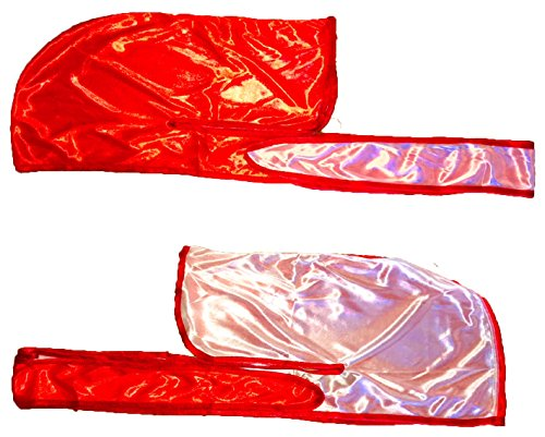 540 and 720 Waves EXTRA LONG AND WIDE STRAPS LIMITED EDITION Rimix Silky Durag 360