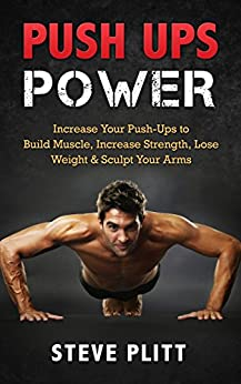 Push Ups Power Progression Plyometrics ebook product image
