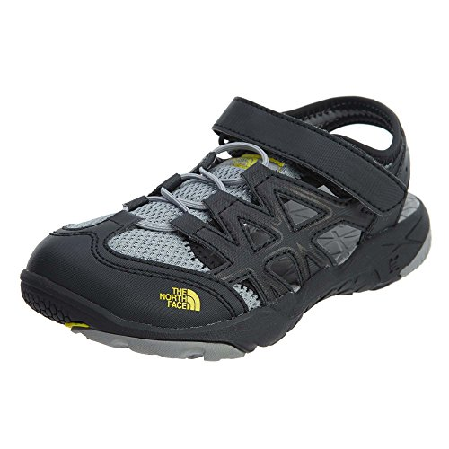 - The North Face Youth Hedgehog Sandal Phantom Grey/Griffin Grey Size 3 M US