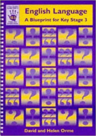 Buy english language a blueprint for key stage 3 blueprints book buy english language a blueprint for key stage 3 blueprints book online at low prices in india english language a blueprint for key stage 3 malvernweather Choice Image