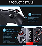 Umiwe Bluetooth Game Controller, Rechargeable