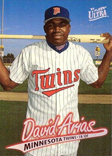 eball #518 David Ortiz Rookie Card ()
