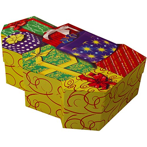 Presents Galore! Happy Birthday Celebration Gift Box (EMPTY BOX ONLY)
