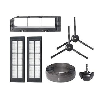 htfrgeds Kit de Accesorios Accesorios de Robot de Barrido de ...
