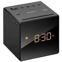 Radio Relógio Digital Sony Icf-c1 Fm/am Preta 110v