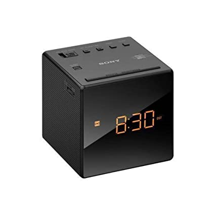 96972e33020 Radio Relógio Digital Sony Icf-c1 Fm am Preta 110v  Amazon.com.br ...