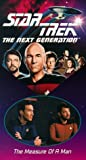 Star Trek - The Next Generation, Episode 35: The Measure Of A Man [VHS]