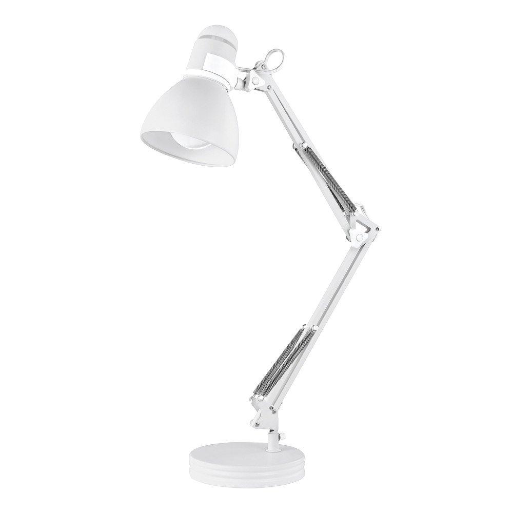 Globe Electric 52024 Desk Lamp, White