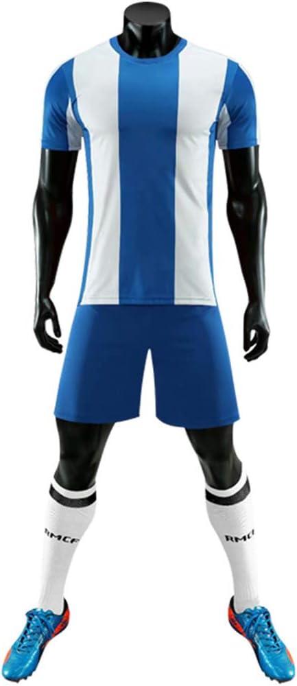 CJF España Home Training Ropa Deportiva, Camiseta de fútbol + Shorts Jersey de fútbol para Hombre, con Secado rápido Transpirable, para jóvenes y Adultos: Amazon.es: Deportes y aire libre