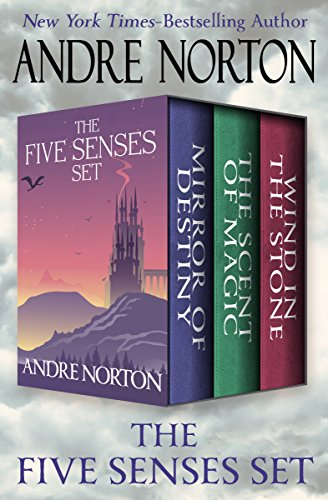 The Five Senses Set: Mirror of Destiny, The Scent of Magic, and Wind in the Stone ()