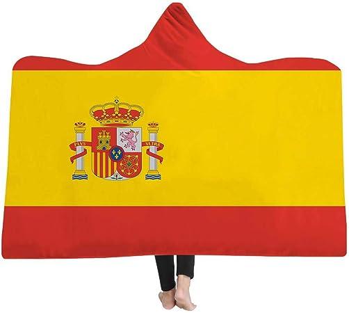 ahliwei Manta De La Capucha Cubo Manta Mágica Manta Más Grueso Doble Felpa 3D Serie De La Bandera De Impresión Digital Se Puede Personalizar 150x200 España: Amazon.es: Hogar